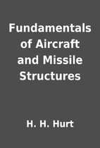 Fundamentals of Aircraft and Missile…
