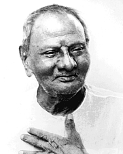 Author photo. Nisargadatta Maharaj
