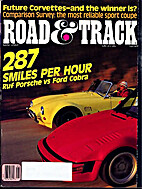 Road & Track 1987-05 (May 1987) Vol. 38 No.…