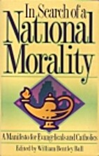 In Search of a National Morality: A…