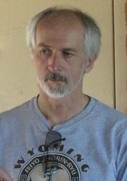 Author photo. W. Dan Hausel, photo by Lenny Martin