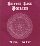 Knitted Lace Doilies by Tessa Lorant