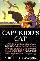 Captain Kidd's Cat by Robert Lawson