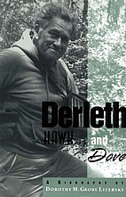Derleth: Hawk--and dove by Dorothy M. Grobe…