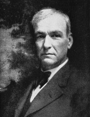 Author photo. Image from <b><i>The story of a country town</i></b> (1917) by Edgar Watson Howe
