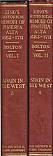 Historical memoir of Pimeria Alta : a…