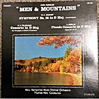 Men & Mountains , Symphony No. 35 in D…