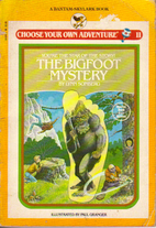 The Bigfoot Mystery by Lynn Sonberg