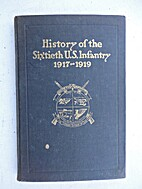 History of the Sixtieth U. S. Infantry,…