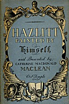 Hazlitt painted by himself by William…