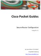 Secure Router Configuration - Cisco IOS 15.1…