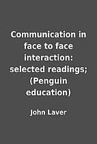 Communication in face to face interaction:…