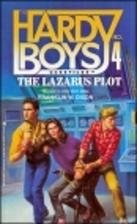 The Lazarus Plot by Franklin W. Dixon