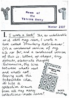 News of the Vanessa Berry, Winter 2007 by…