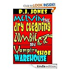 Melvin the Dry Cleaning Zombie and Vampire…
