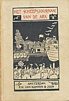 Het scheepsjournaal van de ark by Noach