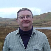 Author photo. J.D. Davies
