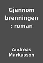 Gjennom brenningen : roman by Andreas…