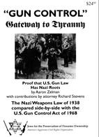 Gun Control -: Gateway to Tyranny: The Nazi…