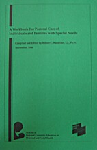 A workbook for pastoral care of individuals…