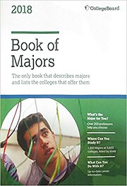 2018 Book of Majors by The College Board