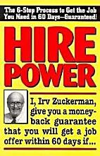 Hire Power by Irv Zuckerman