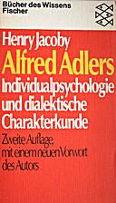 Alfred Adlers Individualpsychologie und…