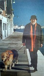 Author photo. mia foto dal Corriere della Sera del 9 marzo 2017