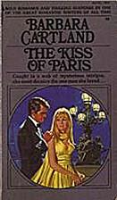 The Kiss of Paris by Barbara Cartland