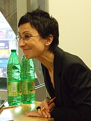 Author photo. Photo by user Dontworry / Wikimedia Commons