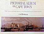 Pictorial album of Cape Town, with views of…