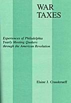 War taxes : experiences of Philadelphia…