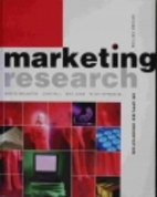 Marketing Research An Applied Orientation by…