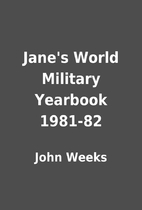 Jane's World Military Yearbook 1981-82 by…