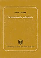 La constitucion reformada (Serie G--Estudios…
