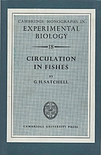 Circulation in fishes by Geoffrey H.…