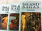 Island Sagas - 3 Bände.…