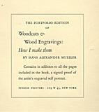 Woodcuts & Wood Engravings: How I make them…