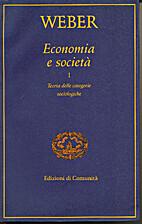 Economia e società 4: Sociologia politica…