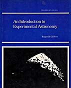 Introduction to Experimental Astronomy by…