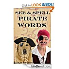 See and Spell Pirate Words by Jackie Jeffrey