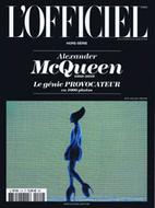 L'Officiel Paris - Alexander McQueen 1969 -…