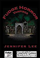 Fudge Horror: Vampires by Jennifer Lee