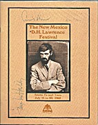 The New Mexico D. H. Lawrence Festival (July…