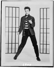 Author photo. Elvis Presely (1935-1977)
