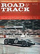 Road & Track 1960-10 (October 1960) Vol. 12…