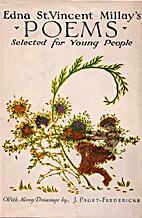 Edna St. Vincent Millay's Poems…