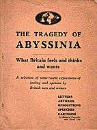 The Tragedy of Abyssinia - What Britain…