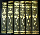 The Works of Alexander Dumas (25 volume set)…