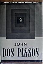 John Dos Passos by John H. Wrenn